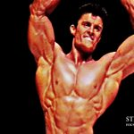 Steve Jones Bodybuilder Posing routine